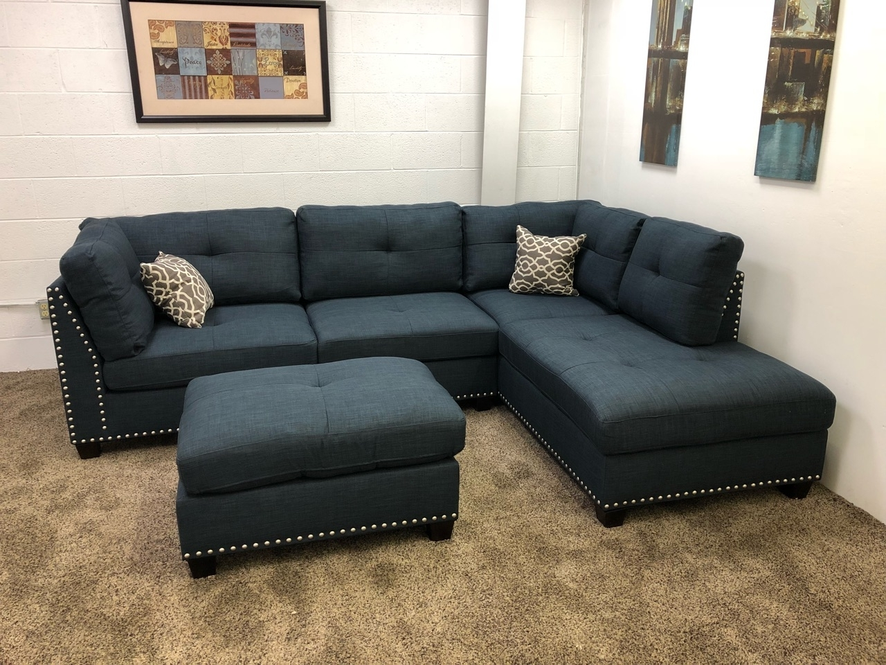 Sectional Sofa W Chaise – 100 Images – Sectionals Sectional Sofas Intended For Sectional Sofas At Barrie (View 3 of 10)