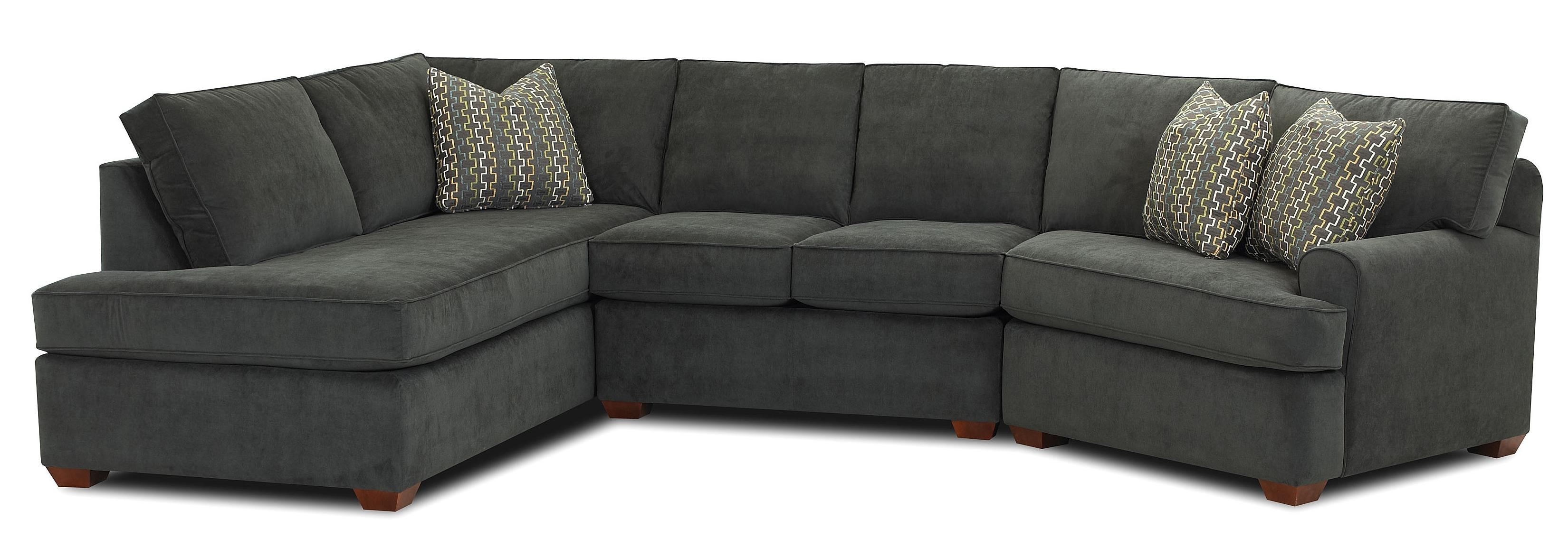 Sectional Sofa With Left Facing Sofa Chaise | Redecoration Project Intended For Nova Scotia Sectional Sofas (View 3 of 10)