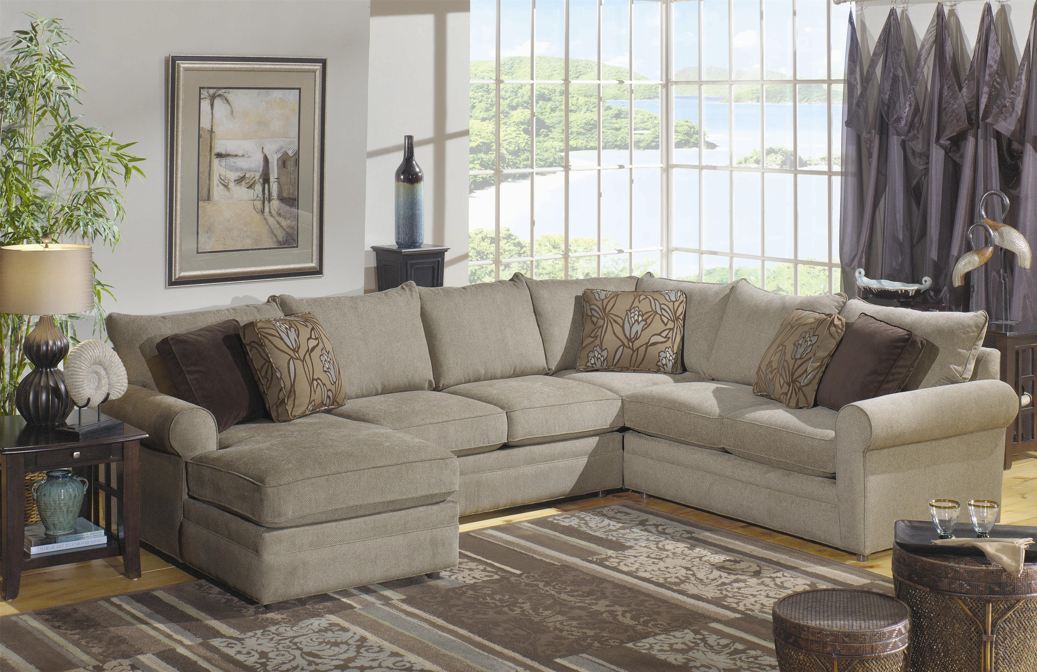 Sectional Sofa With Left Side Chaise | For The Home | Pinterest With Regard To Hickory Nc Sectional Sofas (View 3 of 10)