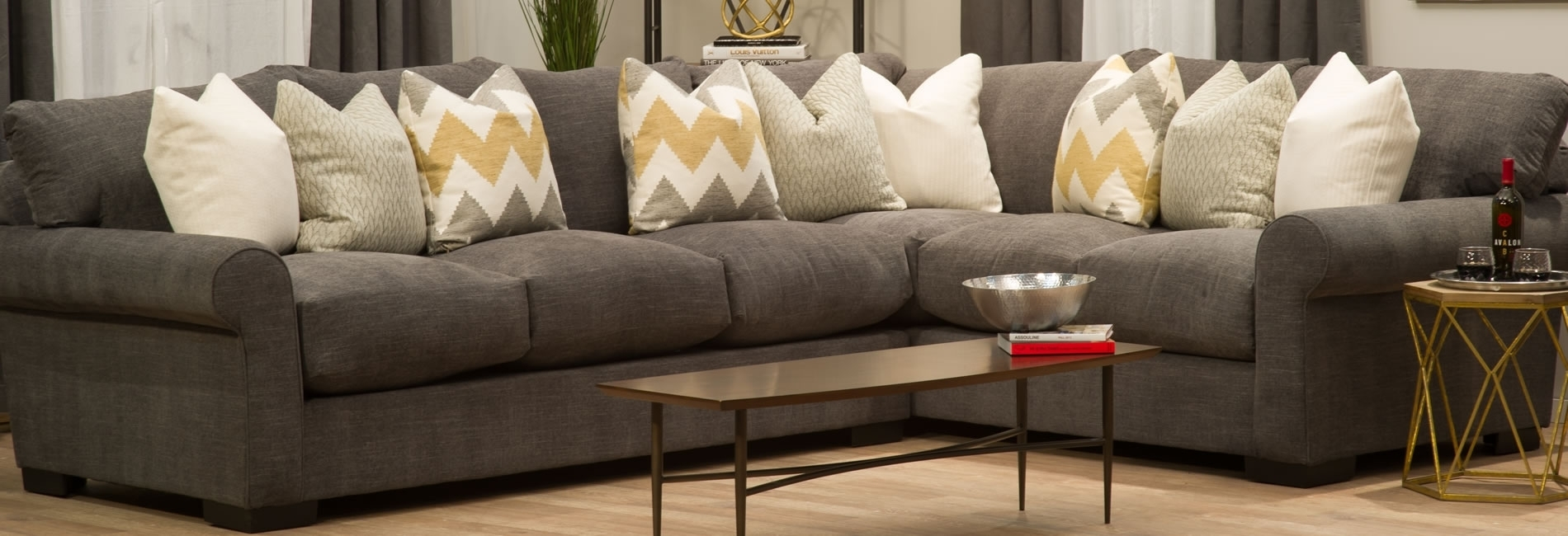 Sectional Sofas Atlanta | Freedom To With Regard To Sectional Sofas In Atlanta (View 2 of 10)