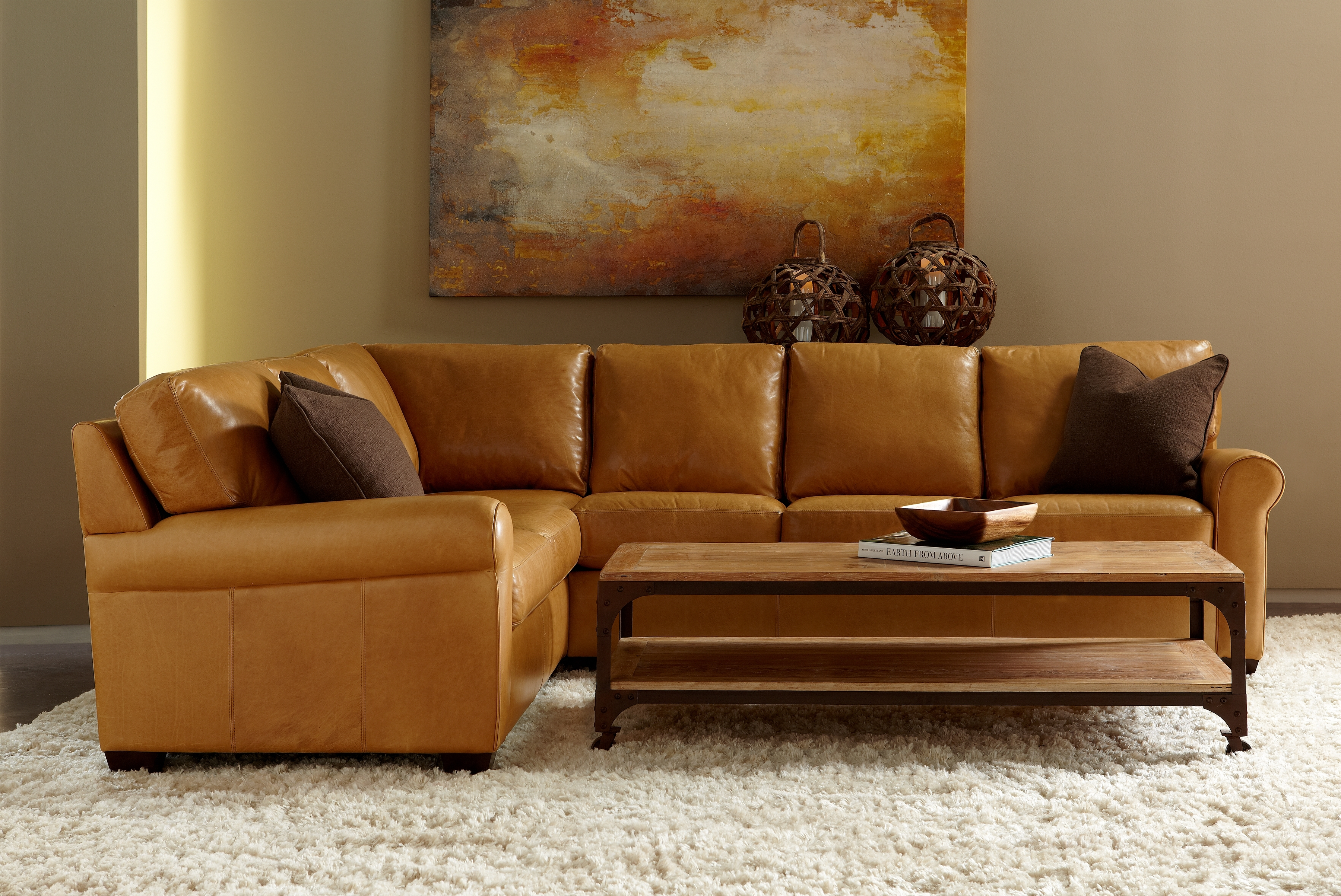 10 Ideas Of Made In Usa Sectional Sofas