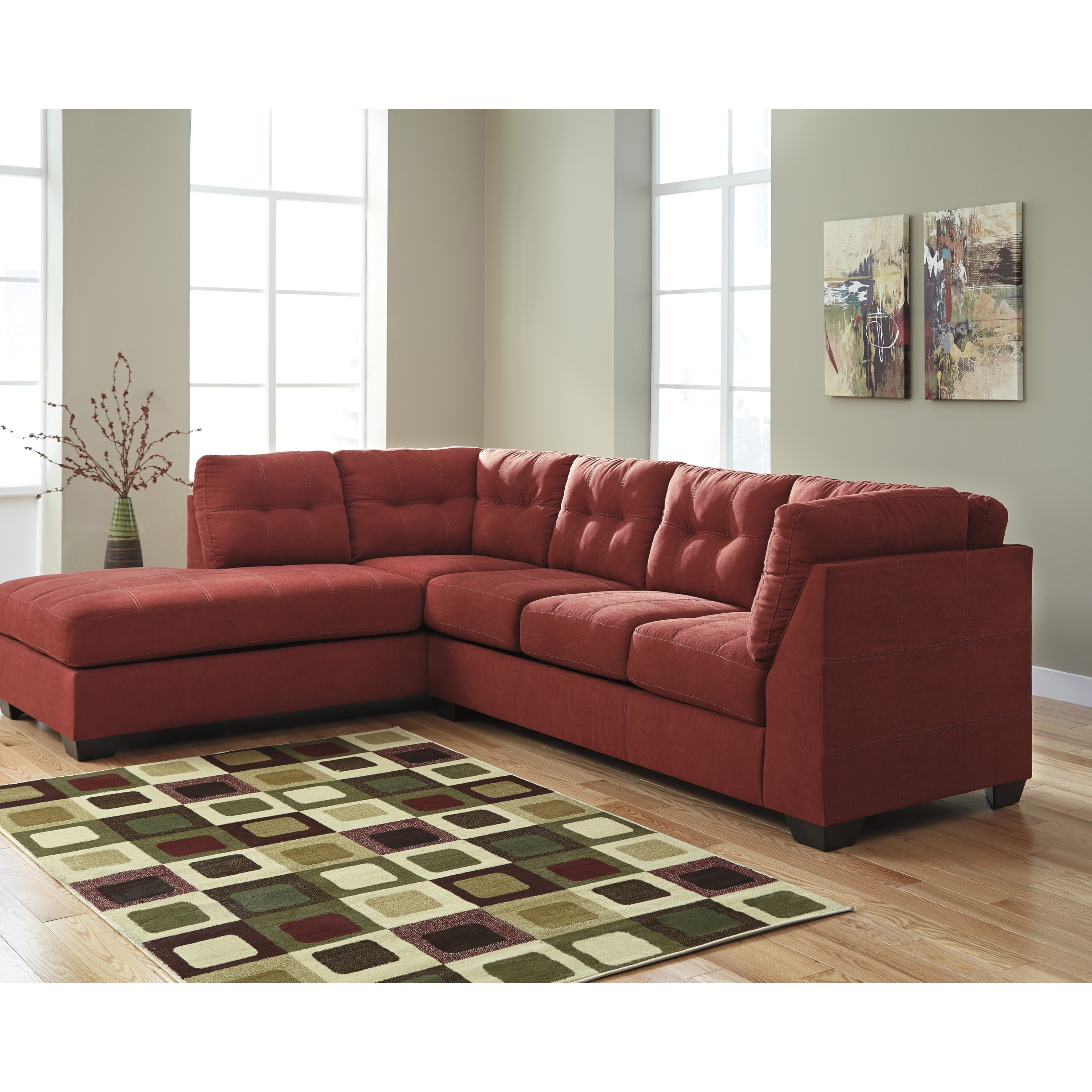 Sectional Sofas For Less | Overstock With Regard To Leather Sectional Sofas (View 10 of 10)