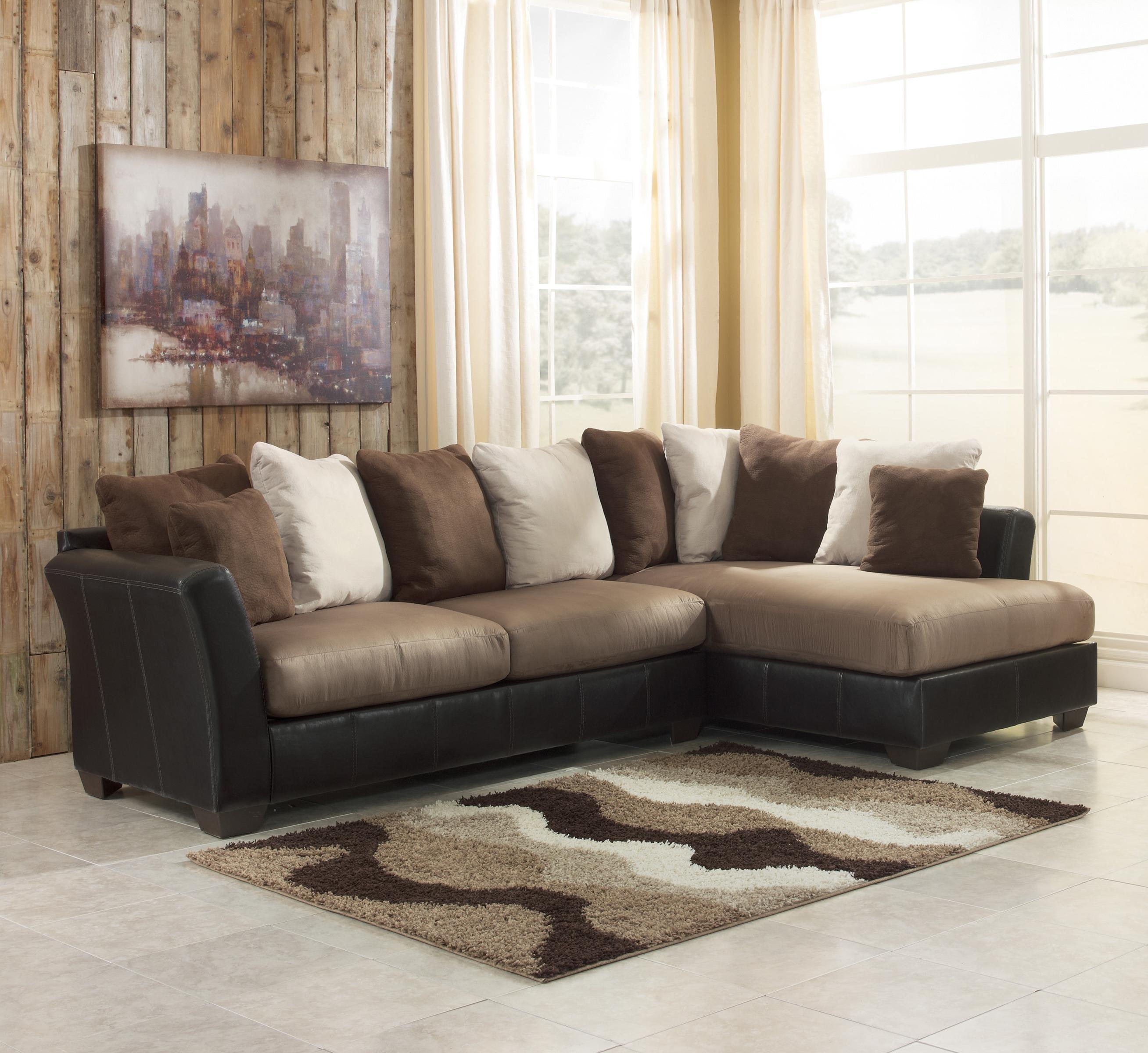 Leather Sectional Sofas Sacramento Refil Sofa