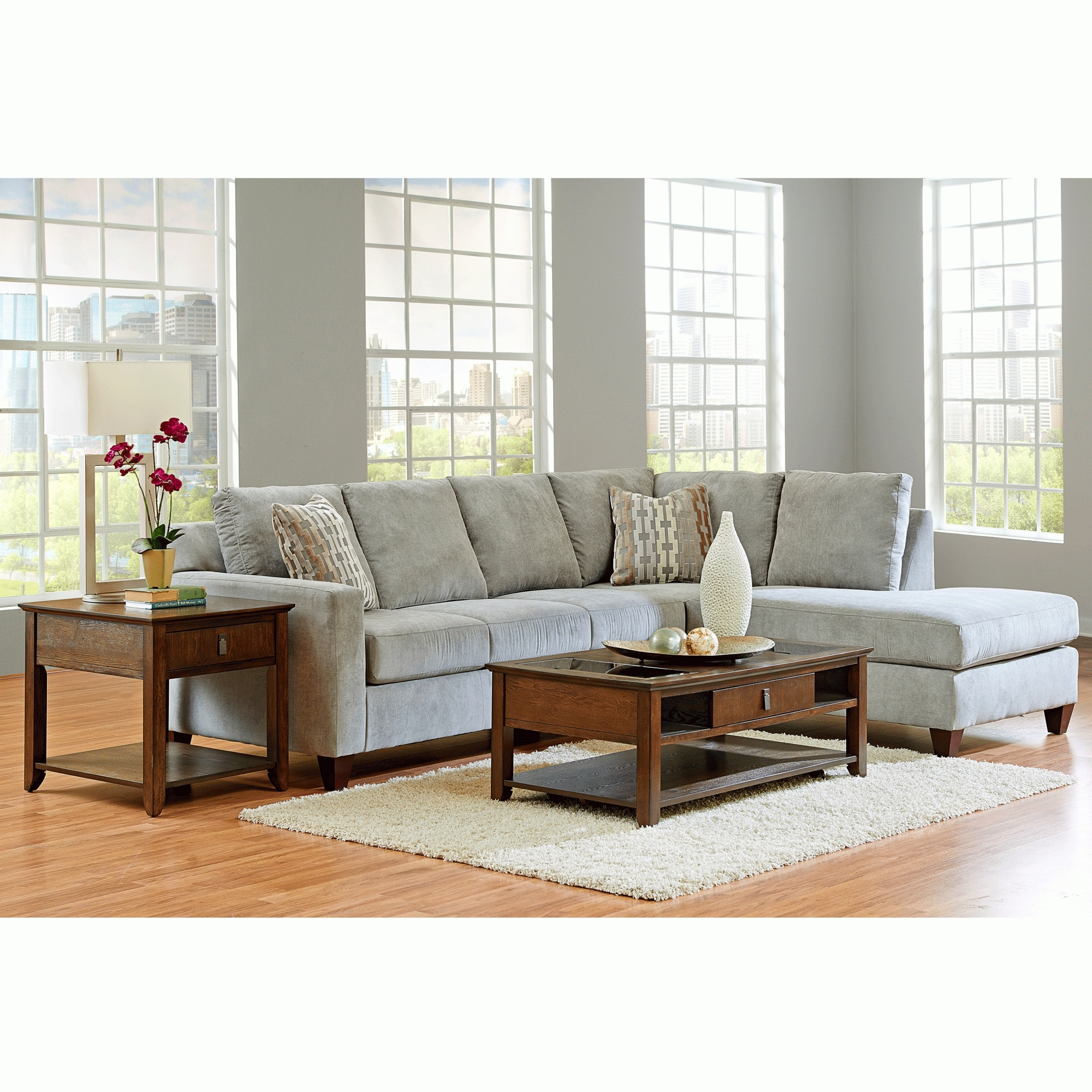 Sectional Sofas | Sectional Couches – Bernie & Phyl's Furniture Inside Nashua Nh Sectional Sofas (View 7 of 10)