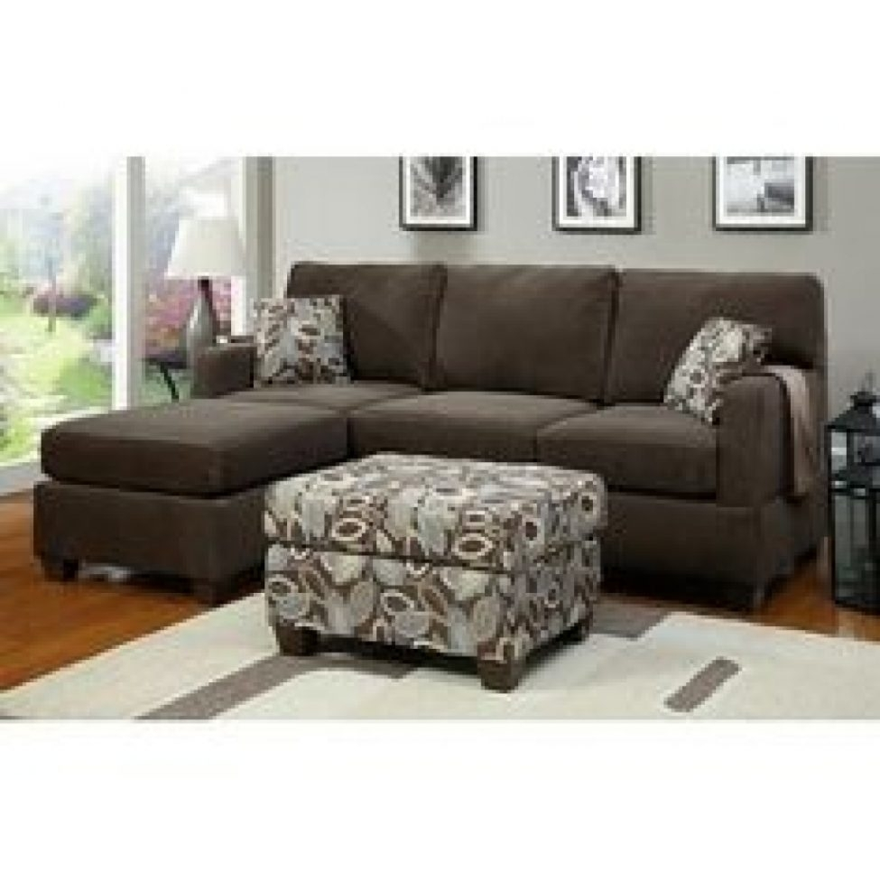 Sectional Sofas: Smaller Sectional Type Sofa For Small Spaces With Regard To Sectional Sofas At Sears (View 7 of 10)