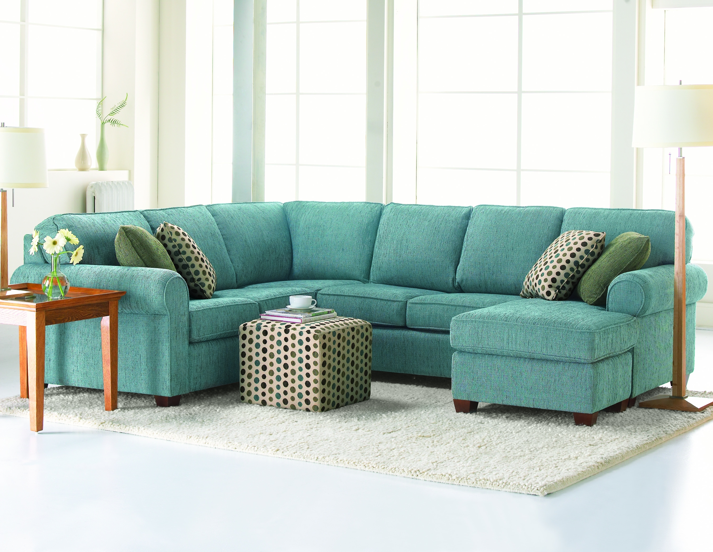 Sectional Sofas – Thompson Brothers Furniture Throughout Ontario Canada Sectional Sofas (View 6 of 10)