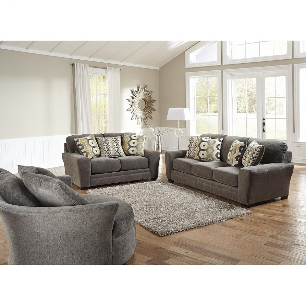 Sectional Sofas At Living Spaces: 2019 Latest Kansas City Sectional Sofas