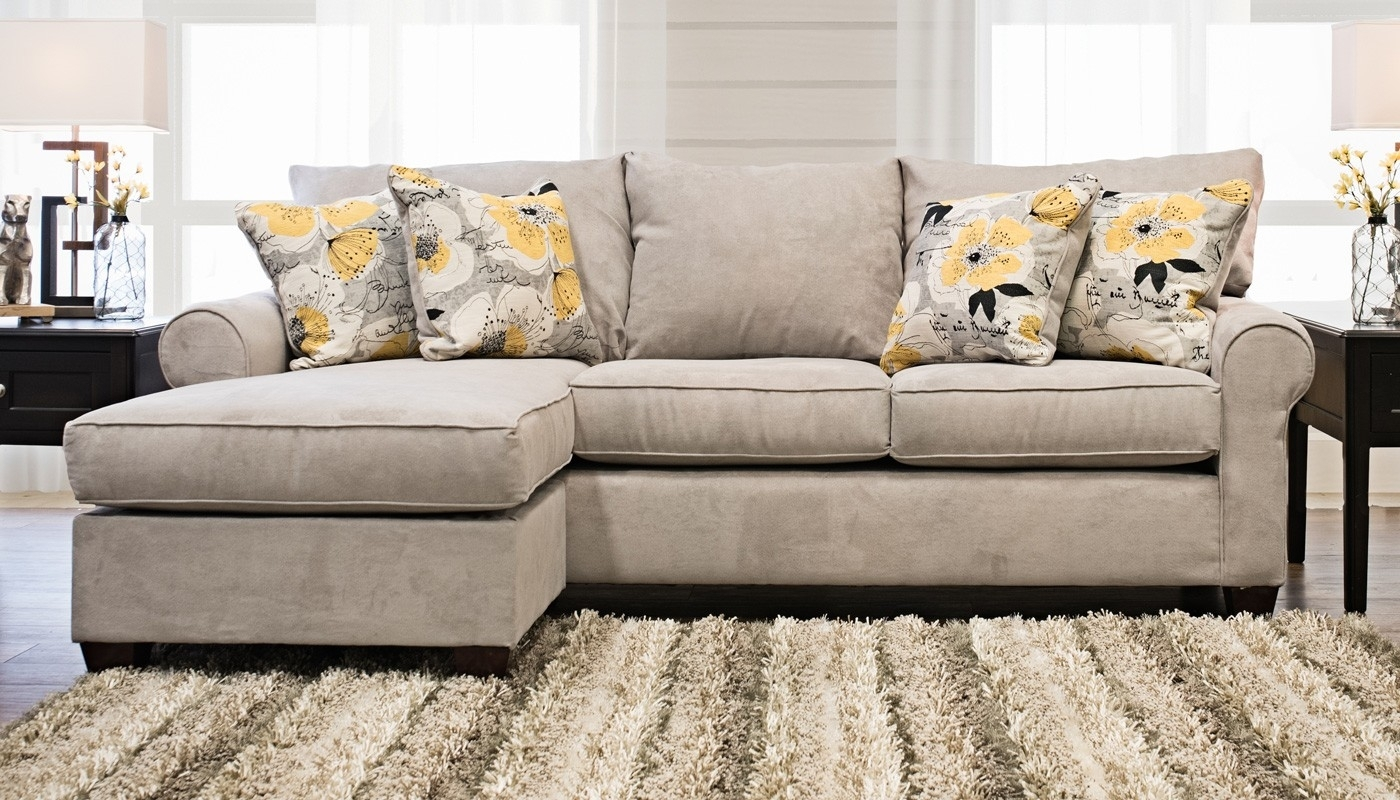 Featured Photo of Home Zone Sectional Sofas