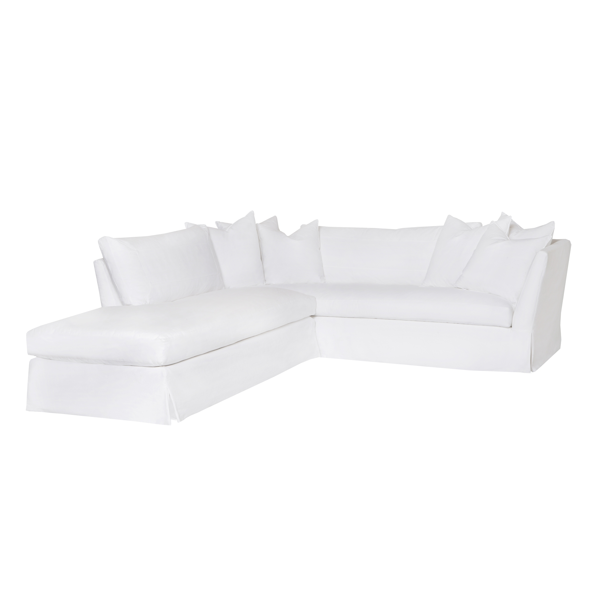 Seda Sectional | Villa Vici Contemporary Furniture Store And With Regard To New Orleans Sectional Sofas (View 4 of 10)