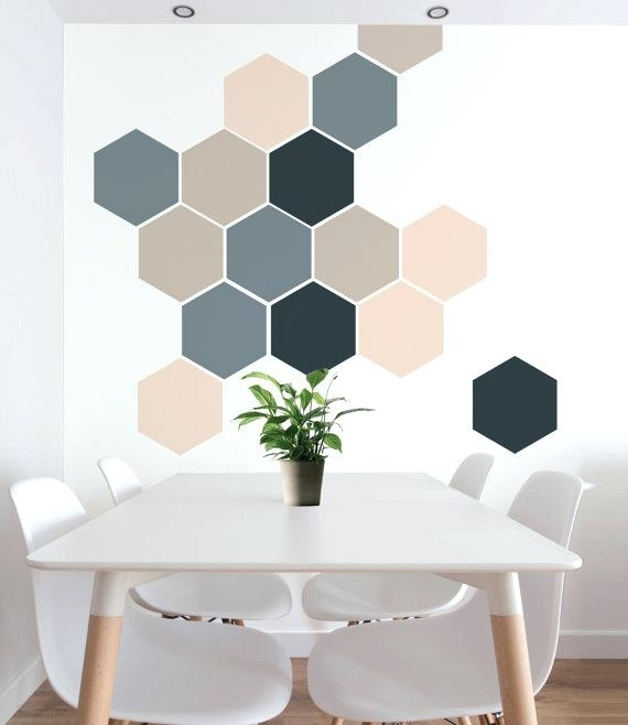 Self Adhesive Wall Decor Amusing Family Room Wall Decor Within Adhesive Art Wall Accents (View 13 of 15)