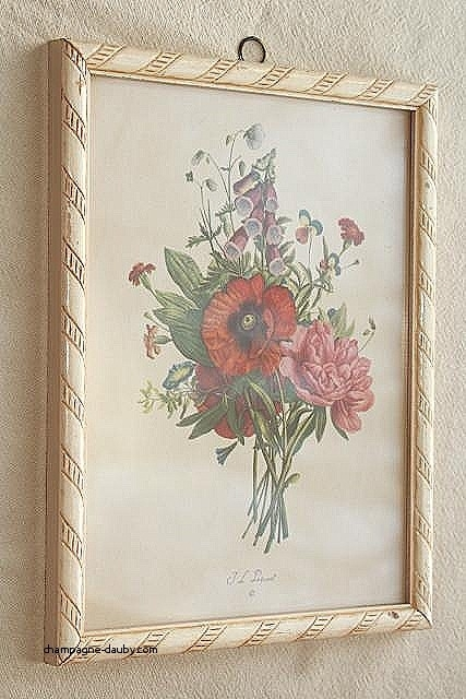 Shabby Chic Framed Pictures Best Of Vintage Botanical Prints With Shabby Chic Framed Art Prints (Image 11 of 15)