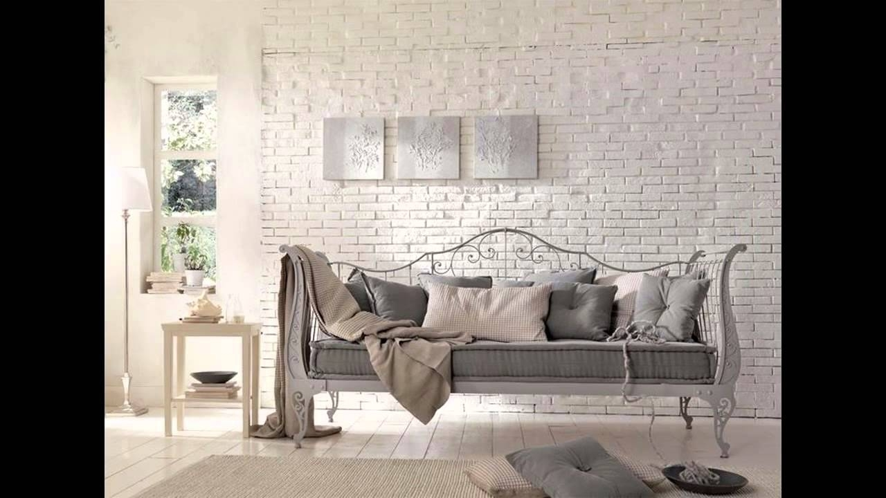 Shabby Chic Sofa Ideas – Youtube Within Shabby Chic Sofas (View 9 of 10)