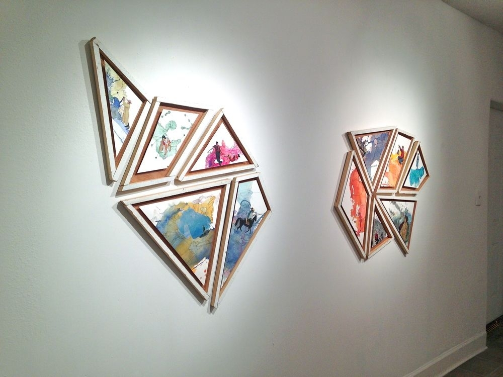 Shannon Gowen – Contemporary Textile Art Wall Hanging | Textiles In Contemporary Textile Wall Art (Image 12 of 15)