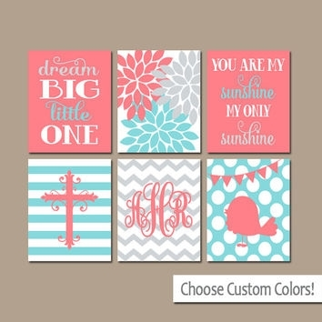 Shop Baby Girl Bedroom Sets On Wanelo Pertaining To Girl Canvas Wall Art (View 3 of 15)