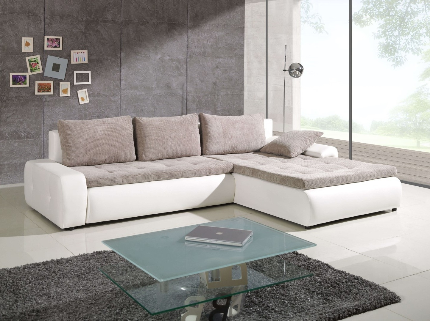 Shop Galileo Sectional Sleeper Sofa With Storage Universal Regarding Sectional Sofas With Storage (Image 9 of 10)