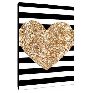 Shop Glitter Wall Canvas On Wanelo Within Glitter Canvas Wall Art (Image 12 of 15)