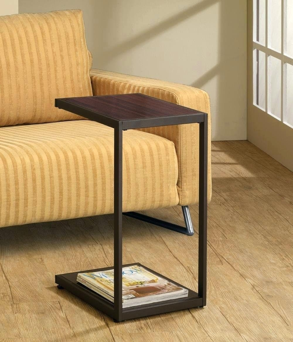 Side Table ~ Side Drink Table Sofa Rooms Holder Side Drink Table With Sofas With Drink Tables (View 3 of 10)