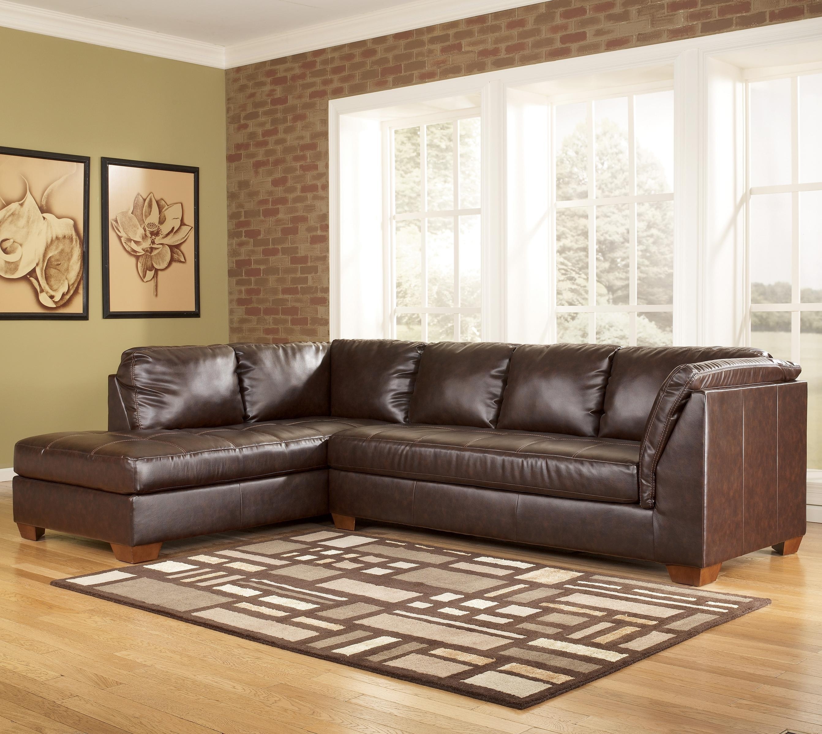 Signature Designashley Fairplay Durablend® Contemporary Regarding Jacksonville Nc Sectional Sofas (View 3 of 10)