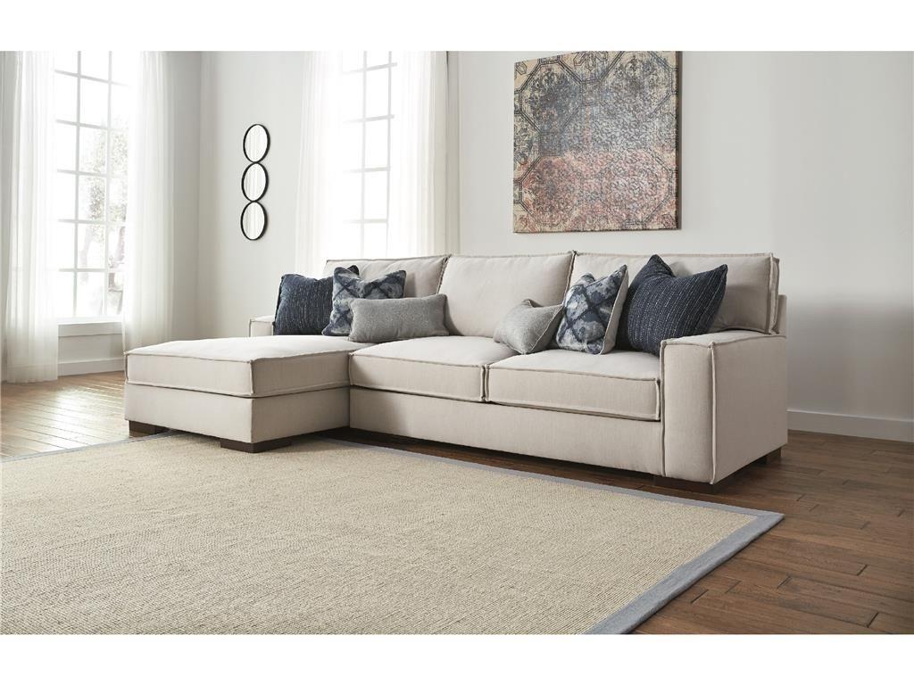 Signature Designashley Living Room Raf Sofa 5470467 – Al's Throughout Ventura County Sectional Sofas (Image 10 of 10)