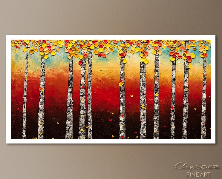 Signed Fine Art Canvas Prints And Posters Of Contemporary Abstract Inside Abstract Wall Art Posters (View 5 of 15)
