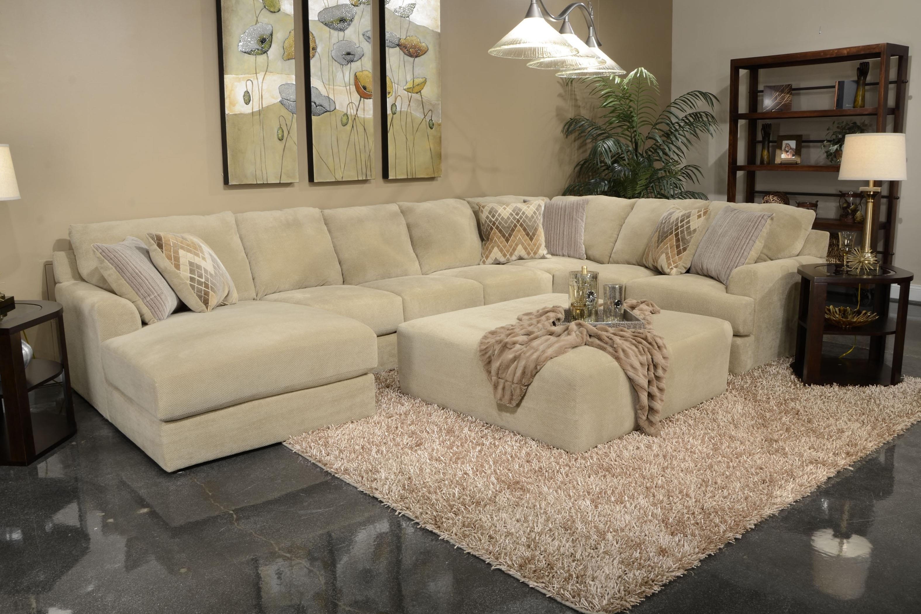 Six Seat Sectional Sofajackson Furniture | Wolf And Gardiner Intended For Gardiners Sectional Sofas (Image 10 of 10)