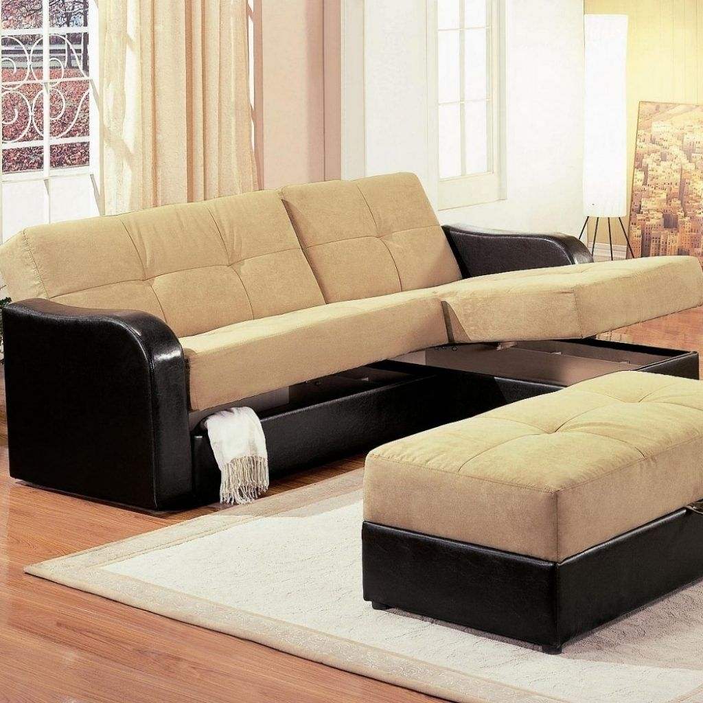 Small Sectional Sleeper Sofa Chaise | Http://tmidb | Pinterest Intended For  Sectional