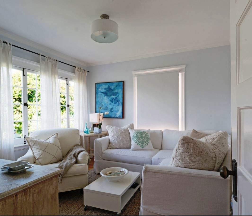 Small Spaces – Small Sectionals   How To Build A House Regarding Sectional Sofas For Small Living Rooms (View 9 of 10)