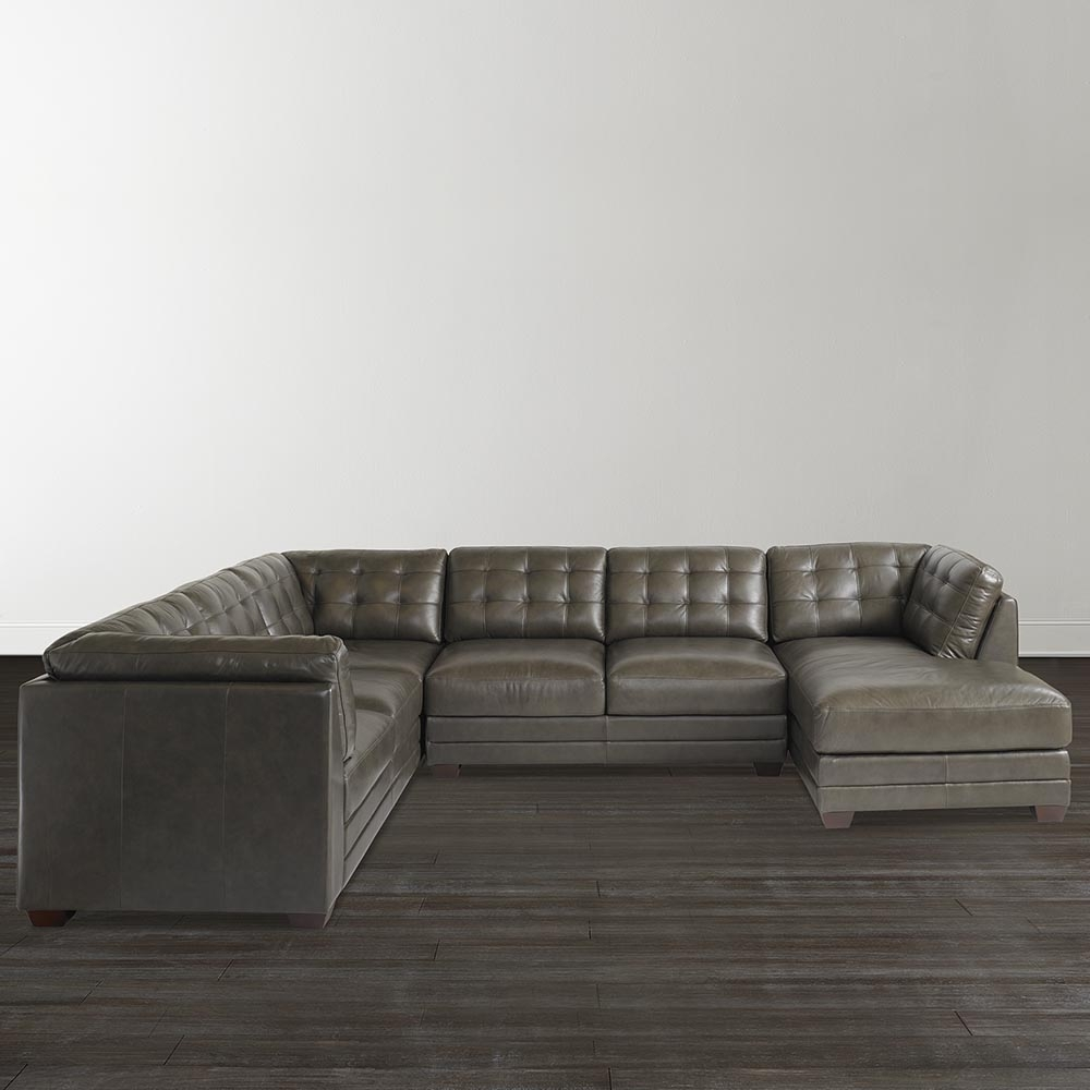 Small U Shaped Couch : Into The Glass – Appealing U Shaped Leather Intended For U Shaped Leather Sectional Sofas (View 8 of 10)
