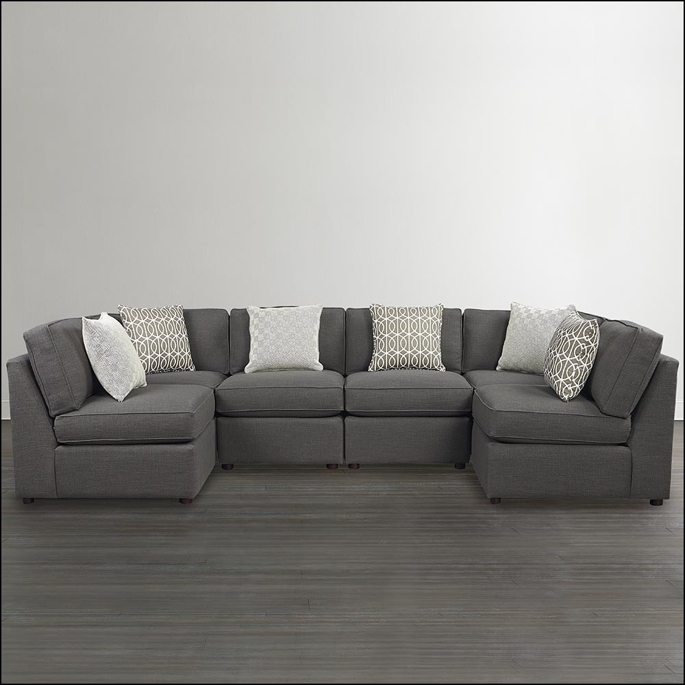 Featured Image of Small U Shaped Sectional Sofas