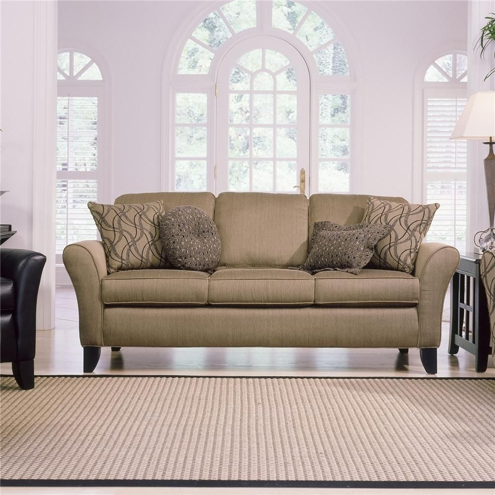 Smith Brothers 344 344 10 Upholstered Sofa | Johnny Janosik | Sofa Inside Johnny Janosik Sectional Sofas (Image 10 of 10)
