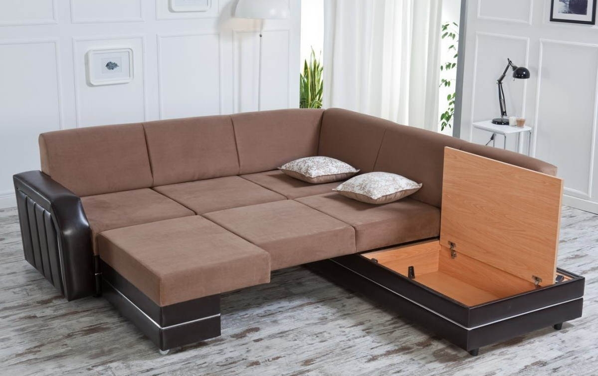Sofa That Turns Into A Bed With Bed – Surripui Throughout Sectional Sofas That Turn Into Beds (Image 10 of 10)