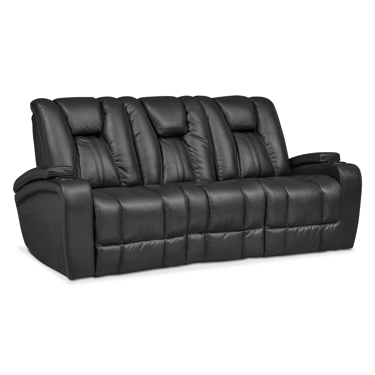 Sofas & Couches | Living Room Seating | Value City Furniture And For Scarborough Sectional Sofas (Image 10 of 10)