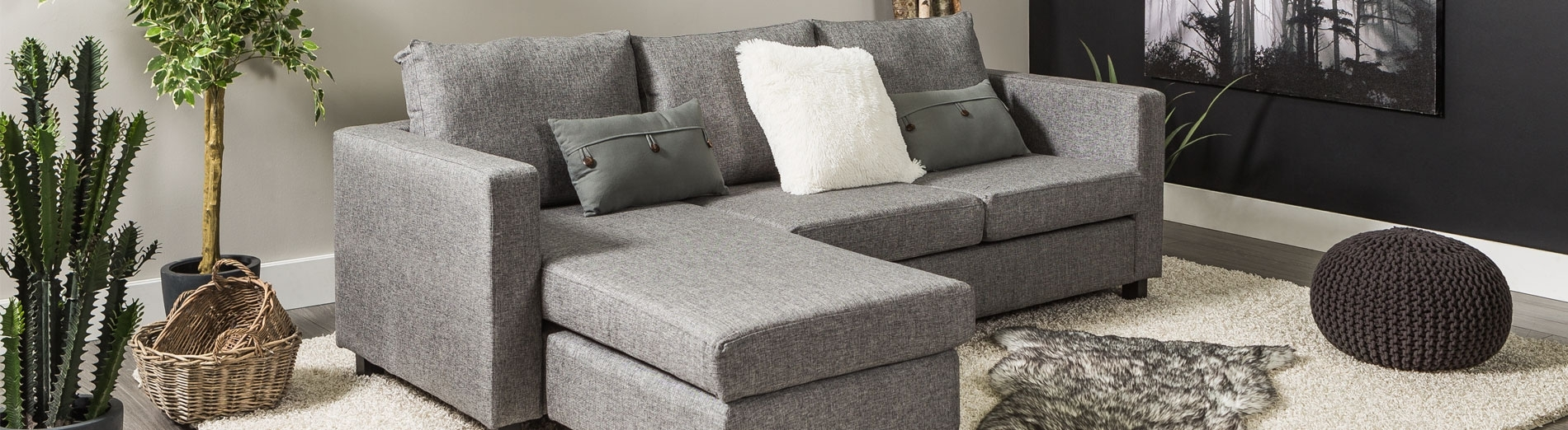 Sofas & Sofabeds & Futons | Living Room Furniture | Furniture | Jysk Pertaining To Jysk Sectional Sofas (Image 10 of 10)