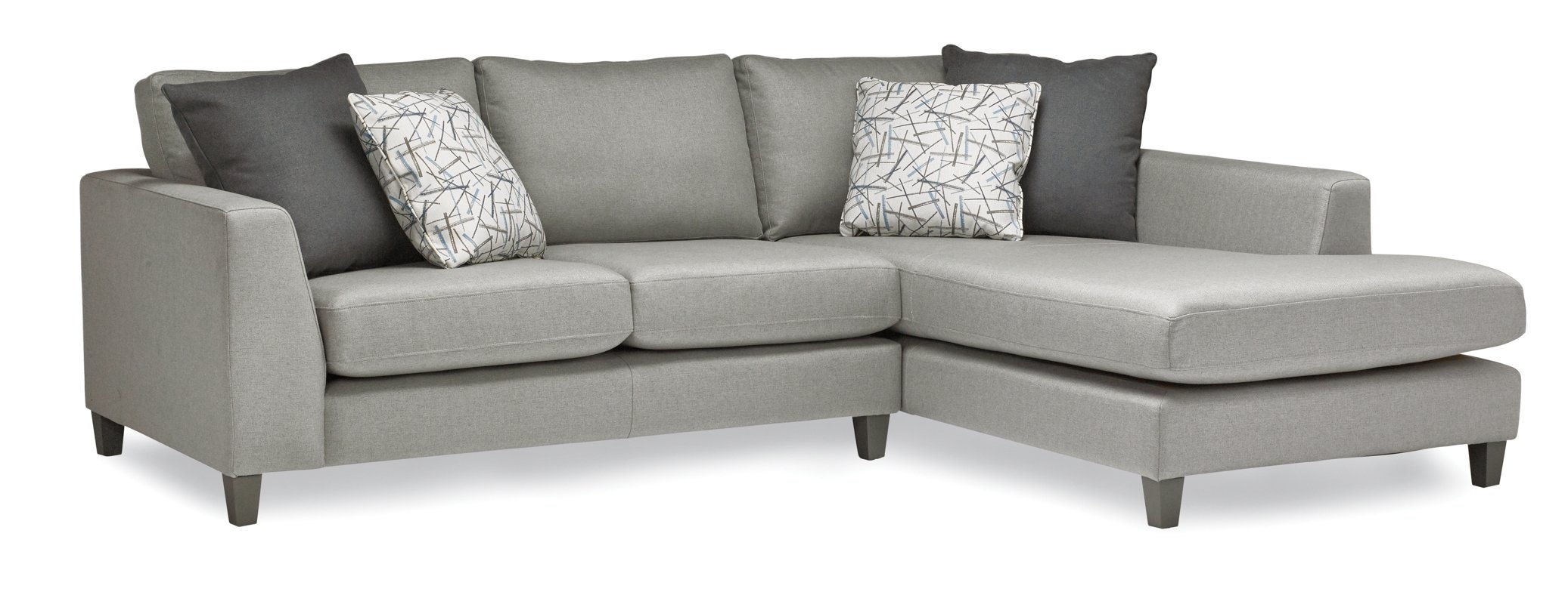 Sofas To Go Oscar Sectional & Reviews | Wayfair With Nanaimo Sectional Sofas (View 9 of 10)