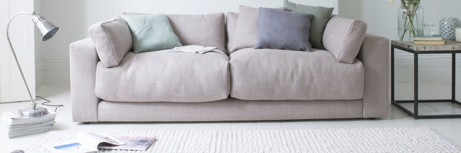 Sofas With Removable Arms | Loaf Intended For Sofas With Removable Cover (View 7 of 10)
