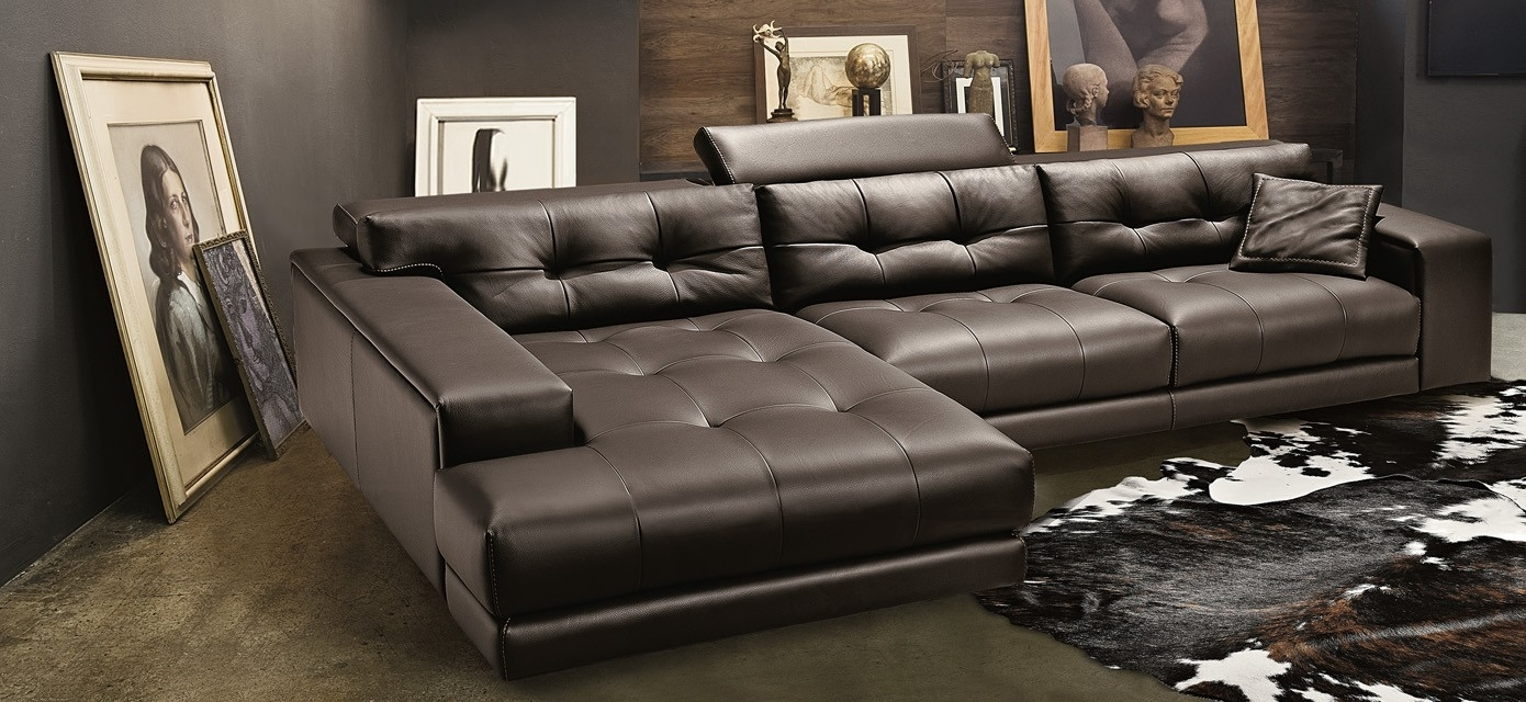 Soleado Sectional, Gamma International, Italy – Italmoda Furniture Store Intended For Nashua Nh Sectional Sofas (View 4 of 10)