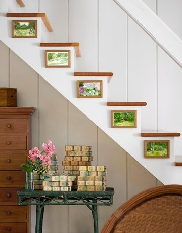 Staircase Wall Decorating Ideas – Modern – Staircase – Other – With Staircase Wall Accents (Image 11 of 15)