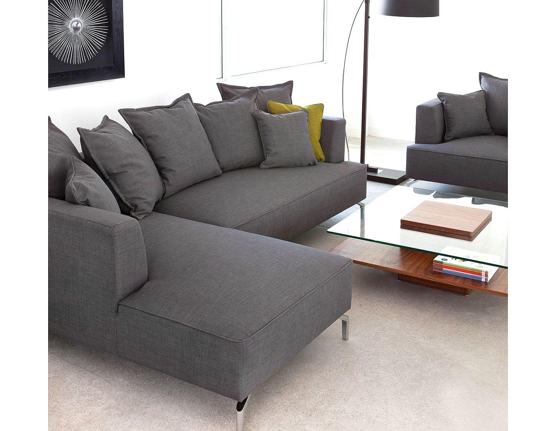 Structube – Lighting : Floor Lamps : Curva (Dark Brown) | Patti's Regarding Structube Sectional Sofas (Image 6 of 10)