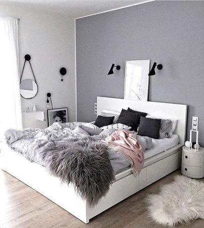 Teen Bedroom Makeover Ideas | Teen Bedroom Colors, Teen And Bedrooms Inside Wall Accents For Grey Room (View 9 of 15)