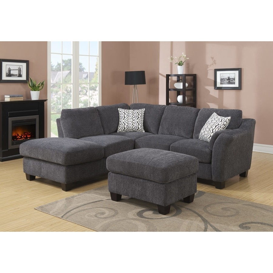 Tested Wayfair Sectionals Right Hand Facing Sectional Grey Sofa Pertaining To Wayfair Sectional Sofas (Image 7 of 10)