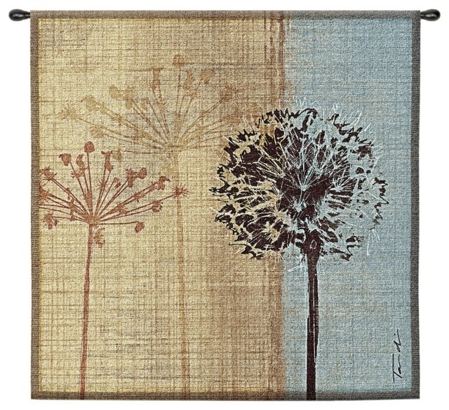 Textile Art Wall Hangings | Tapestry For Wall | Pinterest Regarding Fabric Wall Hangings Art (View 4 of 15)