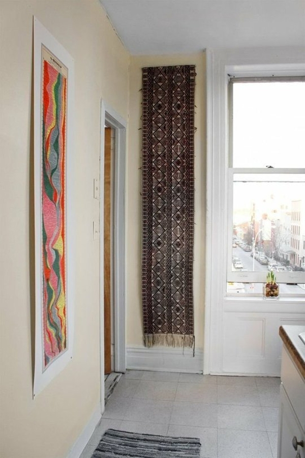 Textile Wall Hanging Ideas With Regard To Hanging Textile Wall Art (Image 13 of 15)