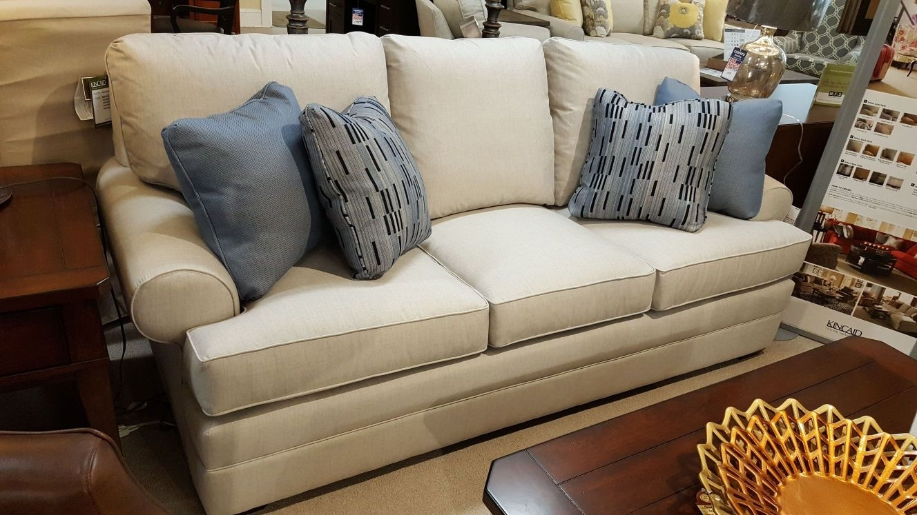 The Best Furniture Gorgeous King Hickory Sectional For Living Room Within Hickory Nc Sectional Sofas (Image 10 of 10)