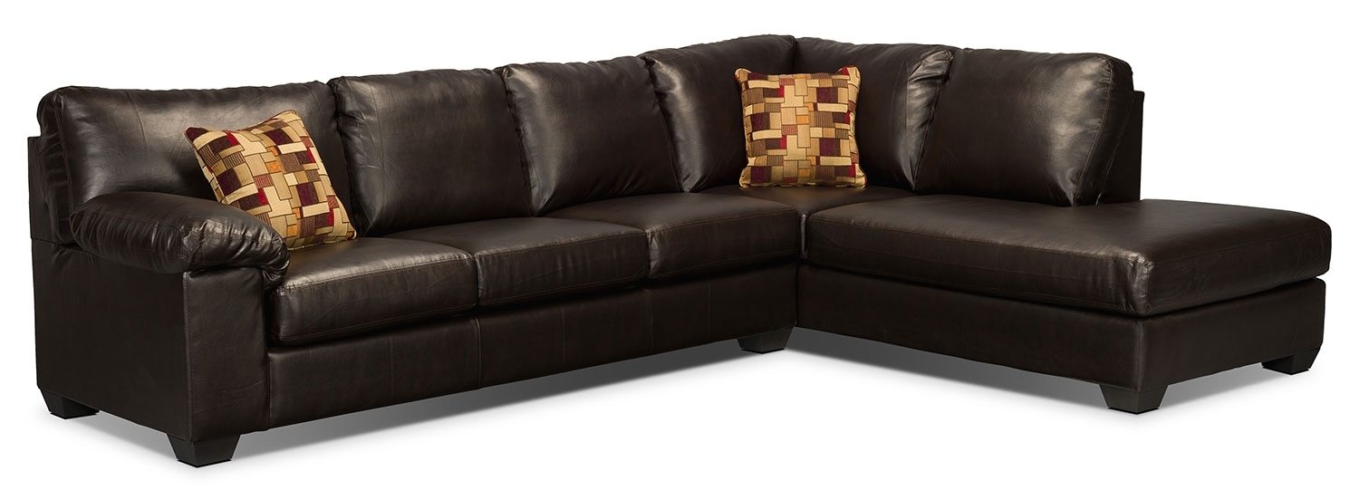 The Brick Sectional Sofa Beds | Conceptstructuresllc Intended For The Brick Leather Sofas (View 7 of 10)