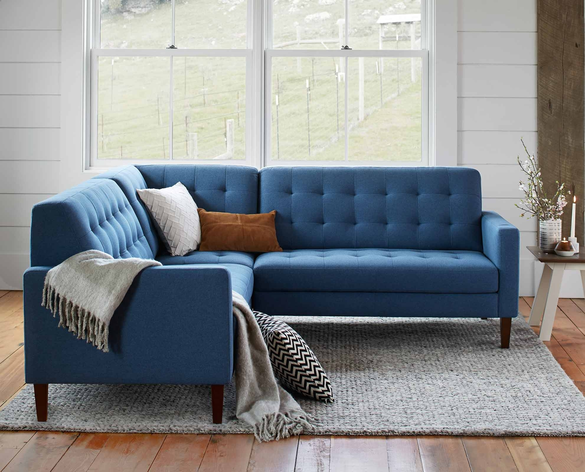 The Camilla Sectional From Scandinavian Designs - Adopt A Adopt A throughout Dania Sectional Sofas
