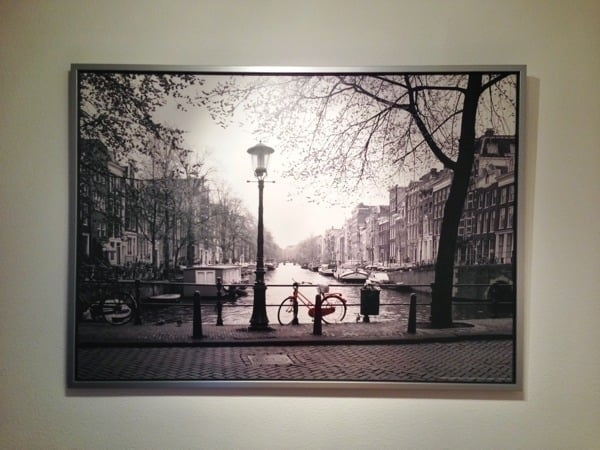 The Canal In Ikea's Amsterdam Photo – Deepak Gulati's Blog Pertaining To Ikea Canvas Wall Art (View 15 of 15)
