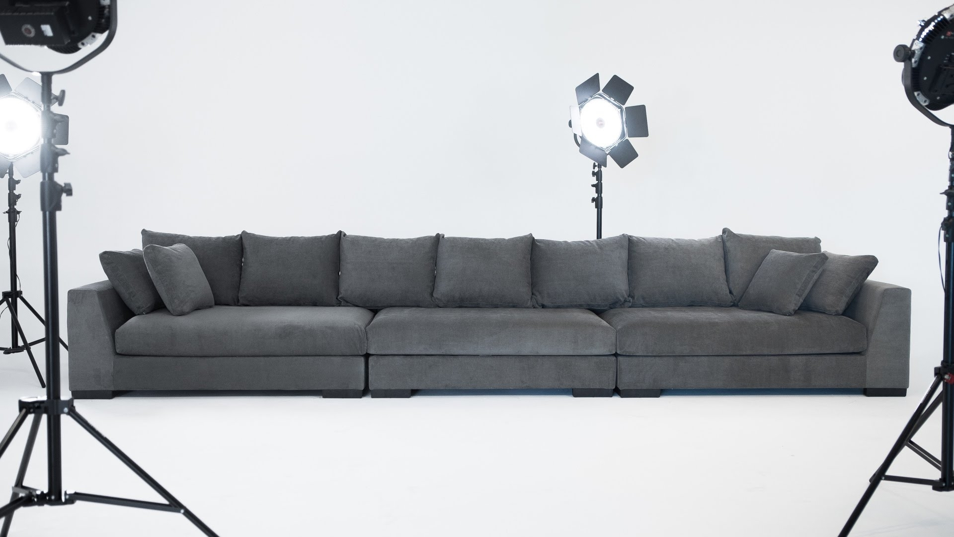 The Cooper Sectional Sofa – Structube – Youtube With Regard To Structube Sectional Sofas (Image 8 of 10)