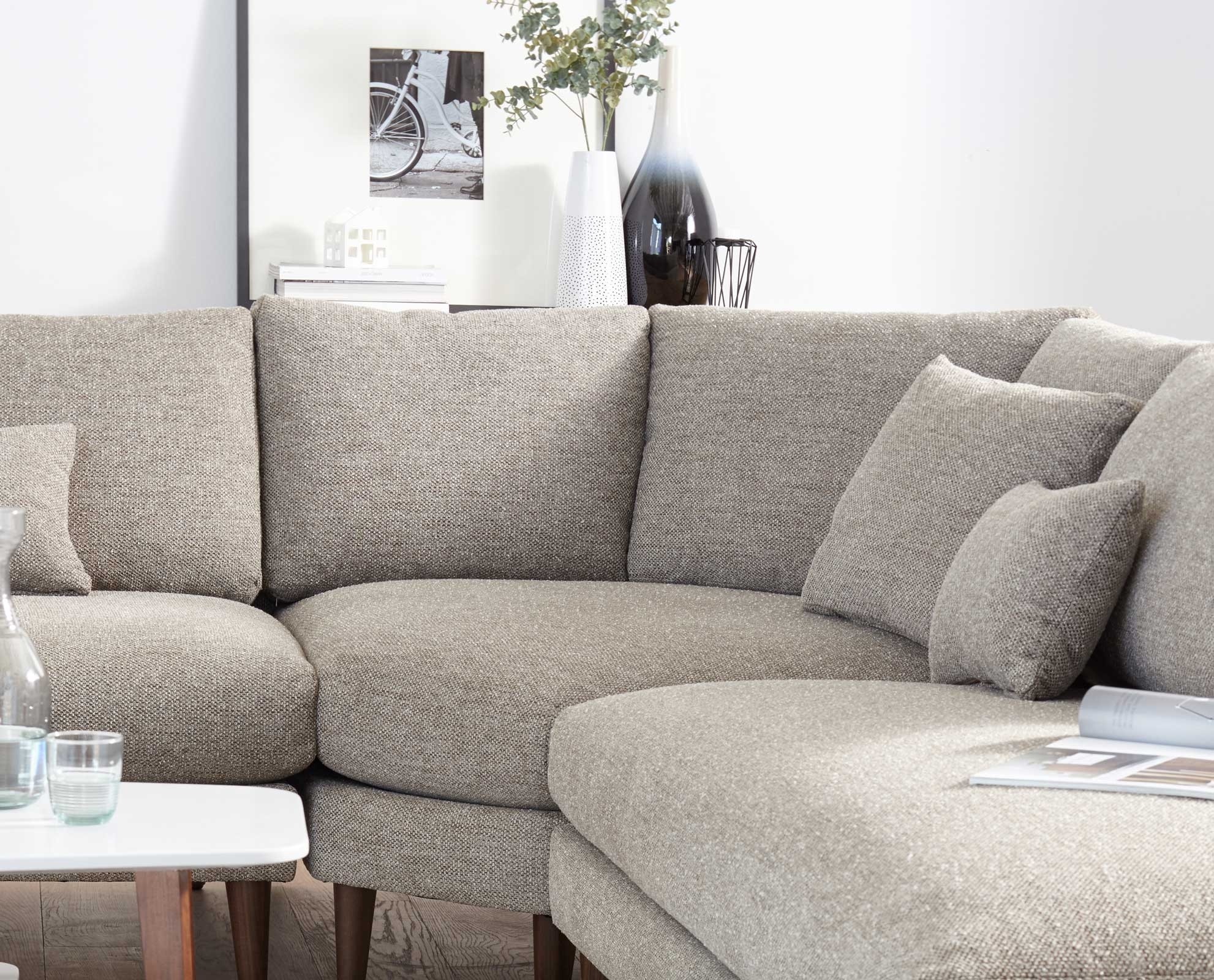 The Grand Hugo Sectional From Scandinavian Designs Is A Great Value Inside Grand Furniture Sectional Sofas (View 9 of 10)