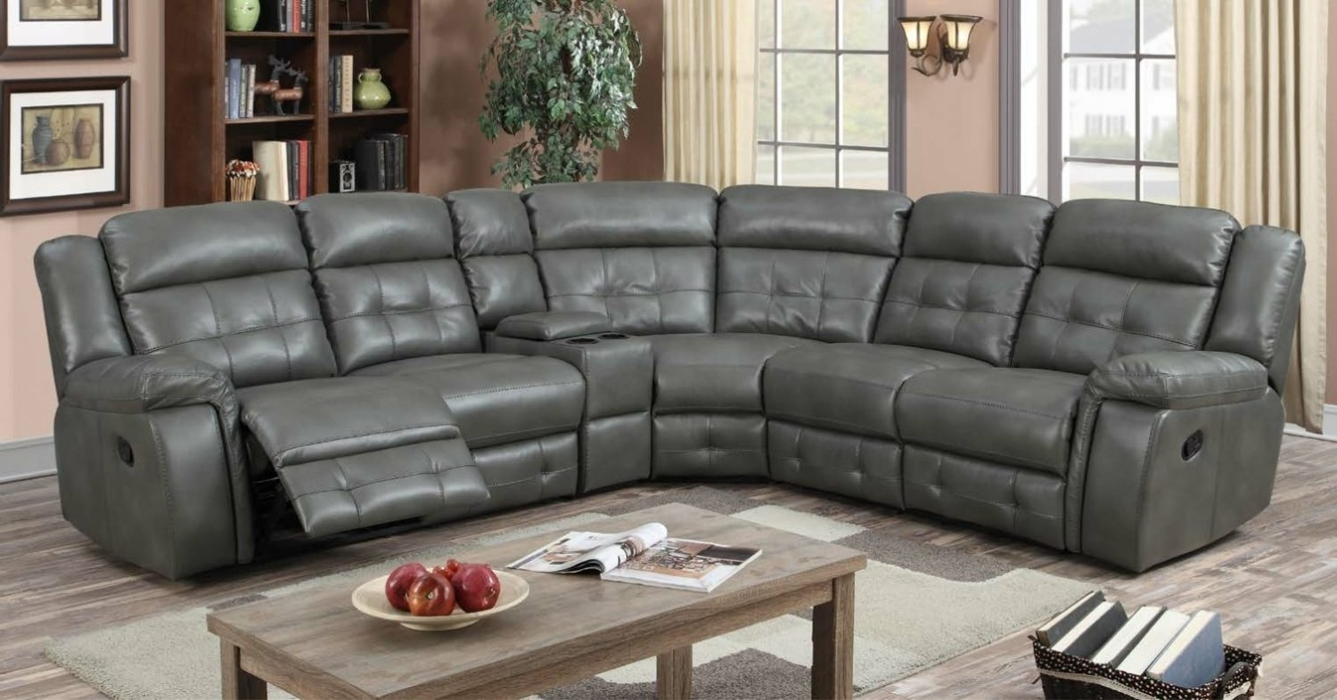 The Kingston Reclining Corner Group – L'amore Furnishings With Regard To Kingston Sectional Sofas (View 3 of 10)