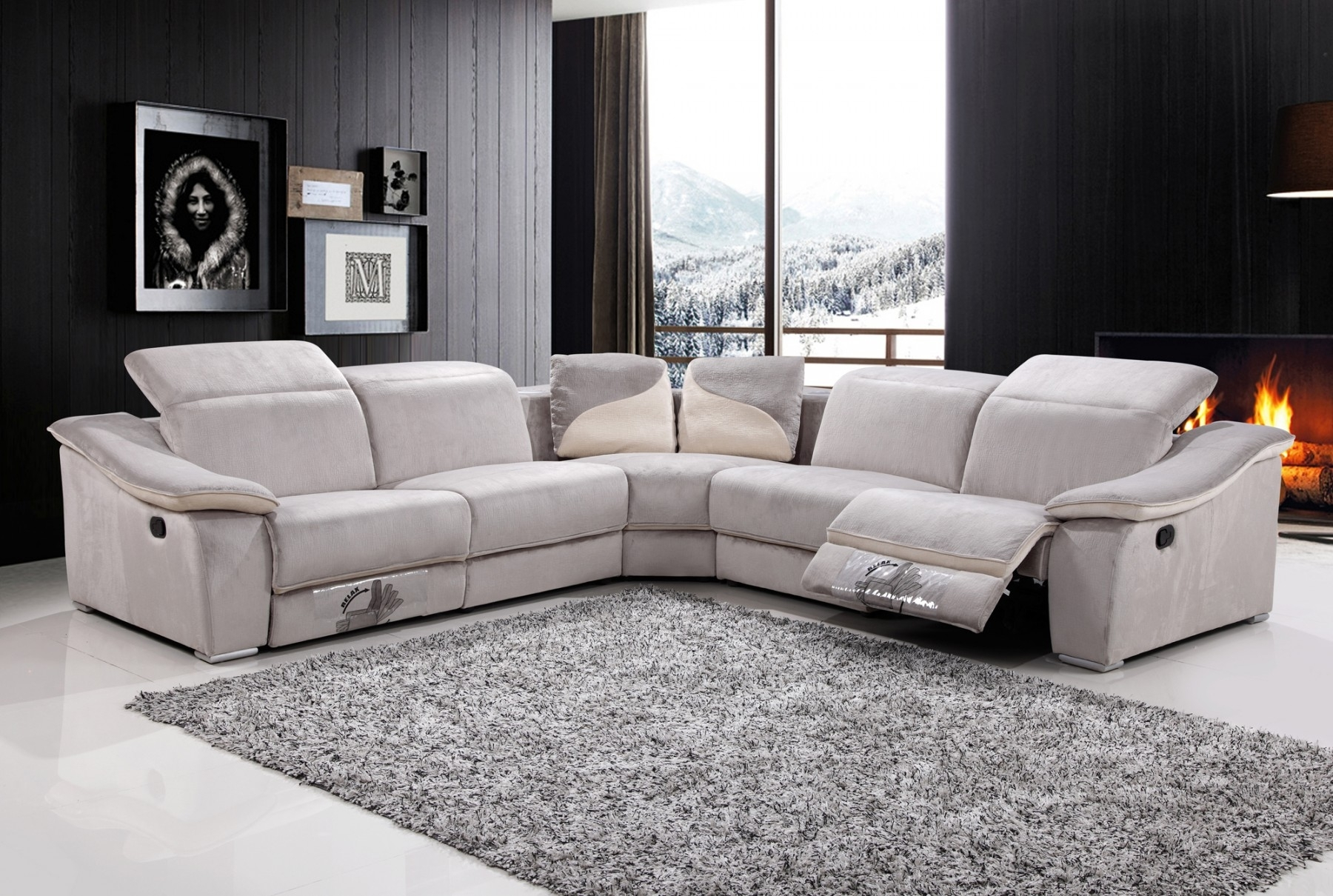 The Most Popular Best Quality Sectional Sofa 95 In Sectional Sofas Pertaining To The Bay Sectional Sofas (View 10 of 10)